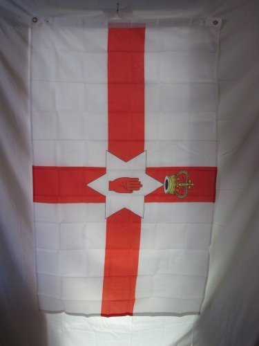 Northern Ireland Flag 3x5 3 X 5 Feet Very Nice New by quarks