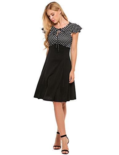 High Waist Dress - 5