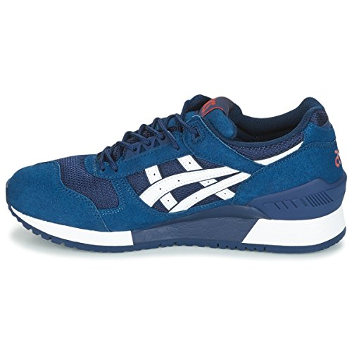 Femme Chaussures Beige H6w7n Bleu Asics 41qXxn