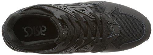 Asics Homme Black Kayano de Running Noir Trainer Chaussures Black Gel SAxr6Sq4