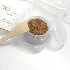 Edible Coconut Lip Scrub