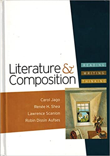 Amazon literature and composition reading writing thinking literature and composition reading writing thinking bundle ed edition fandeluxe Images