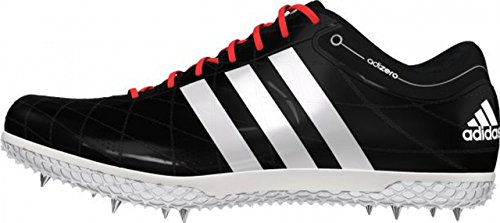 adidas Adizero Flow Core High Jump Shoes - cblack/ftwwht/solred QZg4fPfHyn