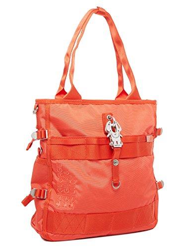 George Gina & Lucy Magic Maki Borsa tote Shopper 34 cm Rosso