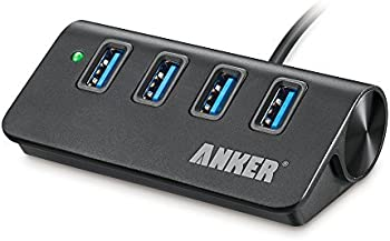 Anker USB 3.0 4-Port Portable Aluminum Hub