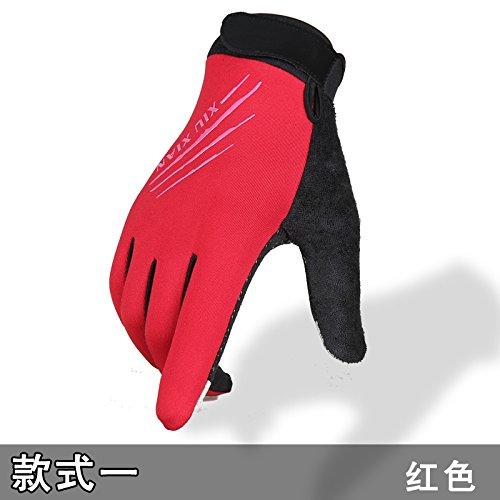 les sports en plein air et gants en cachemire, antidérapants