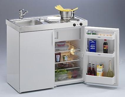 Mini Cucina Single Ultra-Compatto Cucina Cucina Piano Cottura ...