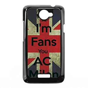 AC Milan For HTC One X Csae protection phone Case FX282314
