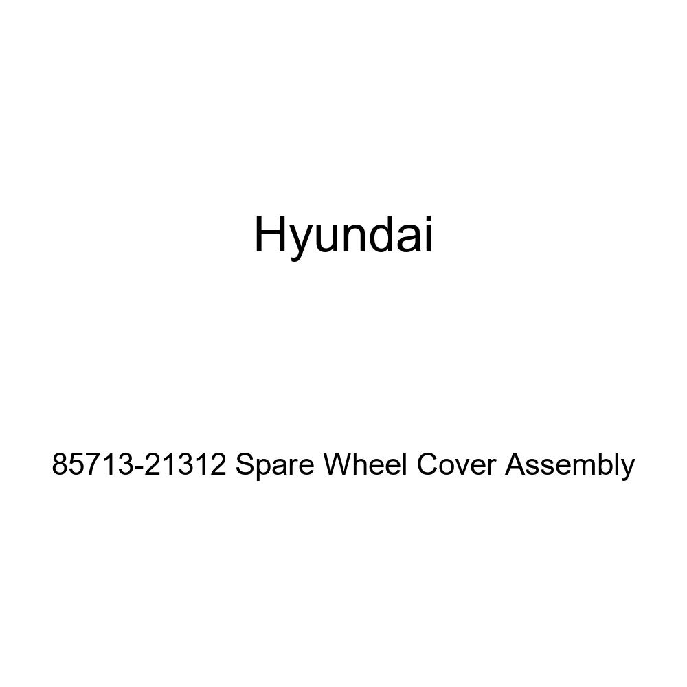 Genuine Hyundai 85713-21312 Spare Wheel Cover Assembly
