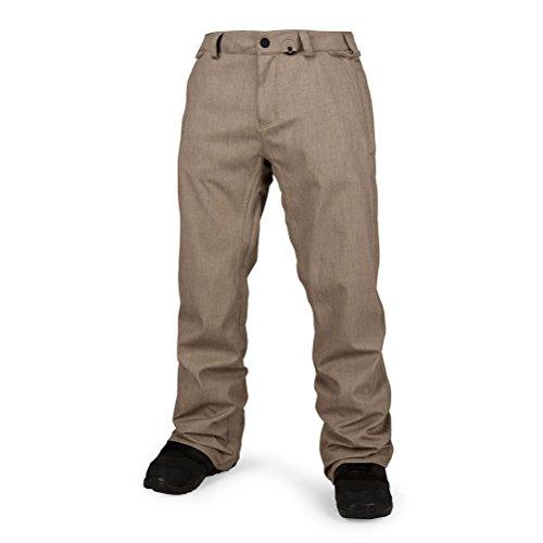 Volcom Freakin Snow Chino Mens Snowboard Pants - X-Small/...