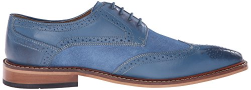 Giorgio Brutini Mens Roan Tuxedo Oxford Mi Bleu