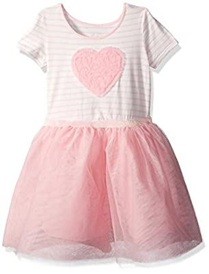 "The Children's Place Baby-Girls' Her Li'l ""Be Mine"" Knit Dress"