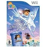 Dora the Explorer: Dora Saves the Snow Princess (Wii) [Importación Inglesa]