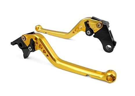 POWTEC PTL-226 Adjustable CNC Racing Brake and Clutch Levers for TRIUMPH SPEEDMASTER-Black