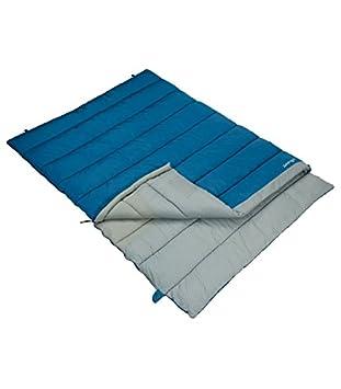 Vango Harmony - Saco de dormir doble, color azul cielo: Amazon.es: Deportes y aire libre