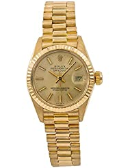 Rolex Datejust Automatic-self-Wind Female Watch 6917 (Certified Pre-Owned)