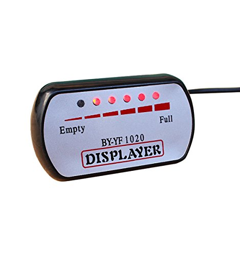 36V Lead Acid Battery Capacity Monitor for E-bike, Scooter, Electric Vehicle by CPTDCL
