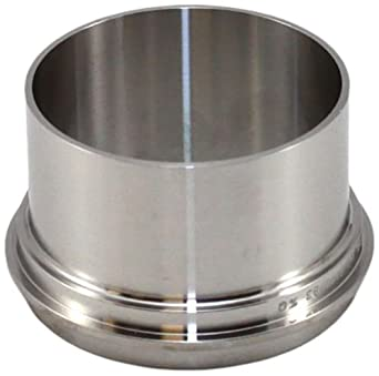 2-1//2 2-1//2 Single Pin Steel and Obrien KCH02500-316 Stainless Steel 13MHHM TRI-Clamp