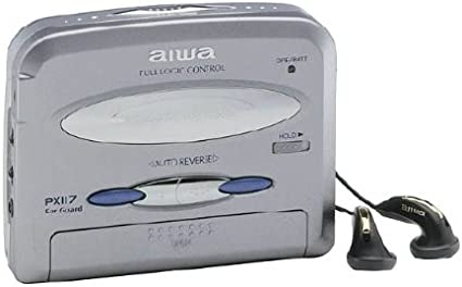 AIWA HS PX 117 Walkman Personal Cassette Player