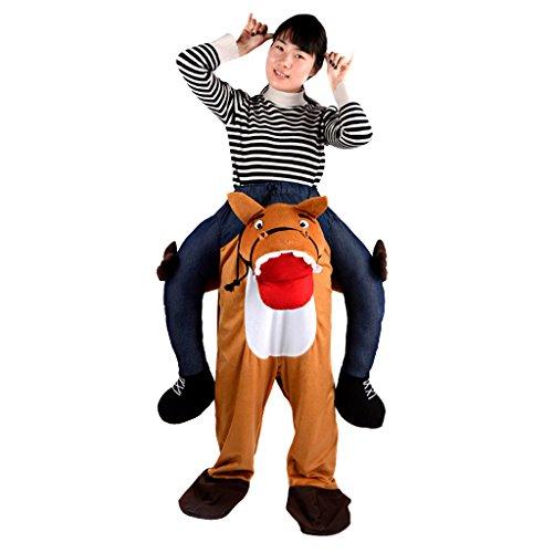 Jili  (Riding A Horse Costumes)