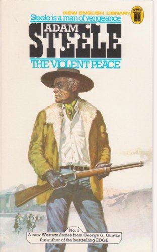book cover of Violent Peace