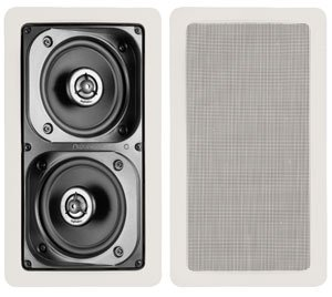 definitive technology speakers. definitive technology uiwbp/a in-wall/ceiling bipolar surround speaker (single, speakers