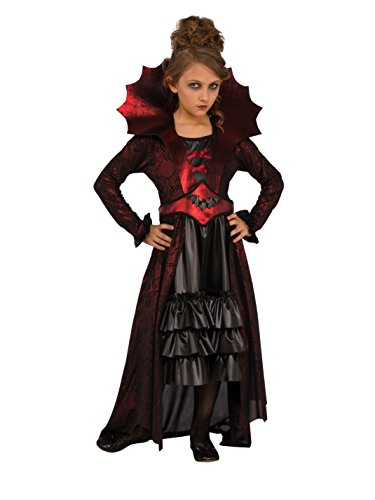 Rubie's Costume Child's Victorian Vampire Costume, Medium, Multicolor -