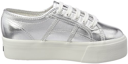 Superga Cotmetw 2790 Rose Gold Baskets Femme Argent gZOAgqTWwn