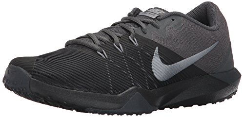 NIKE Men's Retaliation Trainer Cross, Black/Metallic Cool Grey-Anthracite, 11.0 Regular US For Sale