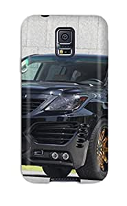 New Style Tpu S5 Protective Case Cover/ Galaxy Case - Lexus Lx 570 35 4074837K89380013