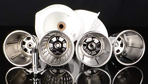 Kitchenaid Rotor Slicer/ Shredder For Vegetables & Fruit Fits Stand Mixers