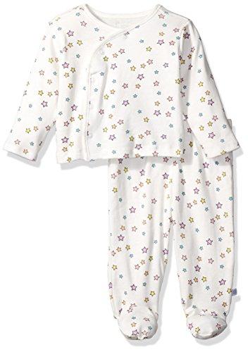 Rosie Pope Baby Girls' Kimono, Stars, 6-9 Months