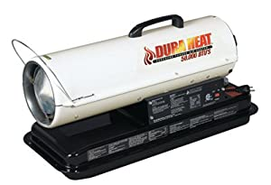 Dura Heat Heavy Duty Forced Air Utility Heater – 50,000 BTUs