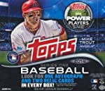 1 One Box 2014 Topps Series 1 Baseball Jumbo Box 10 Packs per Box Possible Xander Bogaerts Billy Hamilton and or Kolten Wong Rookie Cards!!!