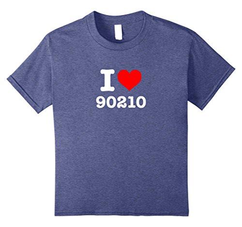 unisex-child I Love 90210 T-Shirt - I Heart 90210