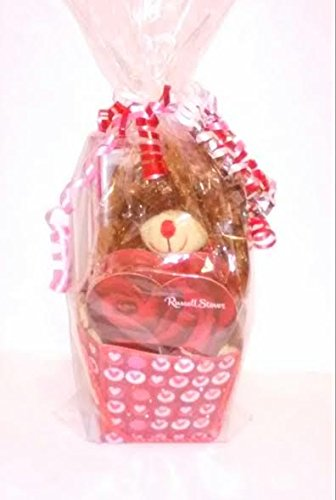 Chocolate Bear in a Box- Valentines w/ Chocolate