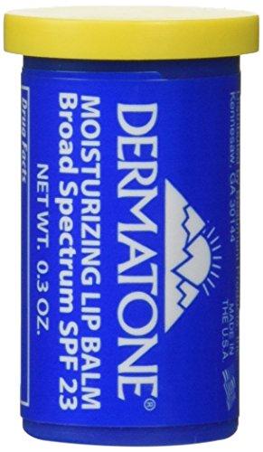 Dermatone Med Lip/Sun Spf 23 Single, 0.3 Ounce ()