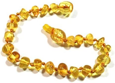 5.5 Baltic Amber Multicolored Round Bracelet TM Hazelaid