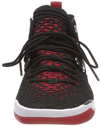 Basketball white Red Black LX Chaussures White GS de NIKE gym Multicolore Jordan DNA 023 garçon BAqnHfY