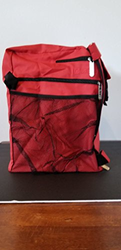 ZUCA Sport-Insert Bag/Color red - NO Frame Included by ZUCA (Image #1)