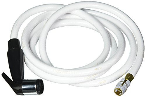 Delta Faucet RP26879 Black Spray with 8-Feet Long Hose, Black by DELTA FAUCET