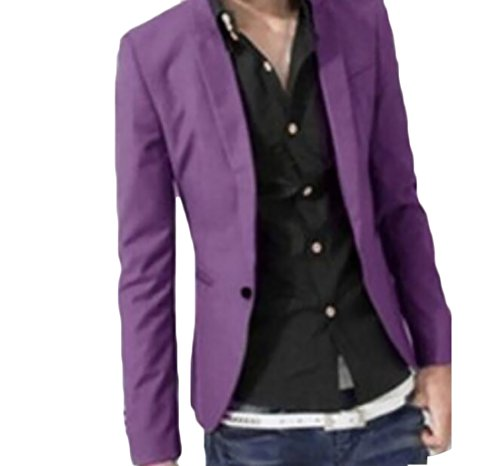 Polyester Leisure Suit Jacket - 8