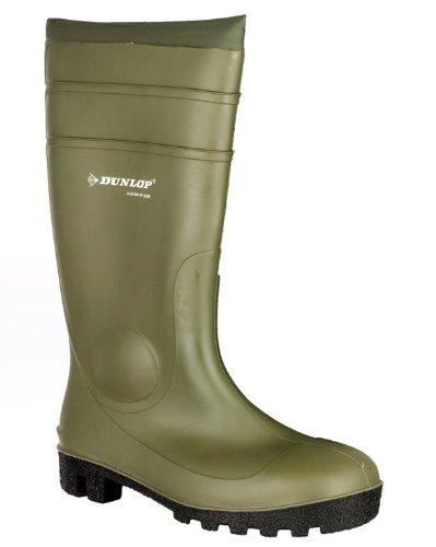New Dunlop Herren Oberschenkel Wader 142VP Gents Hosenträger Welly Schuhe Wellington Stiefel