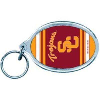 Usc Ring - Wincraft USC Trojans Acrylic Key Ring