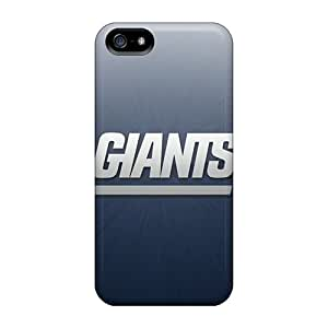 Iphone 5/5s Cases, Premium Protective Cases With Awesome Look - New York Giants