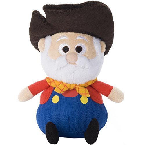 Disney Beans collection Toy Story Prospector stuffed sitting height 15cm