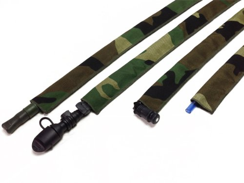 Woodland Hydration Pack Drink Tube Cover