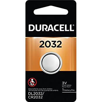 Amazon Com Duracell 3 Volt Lithium Battery For Electronic