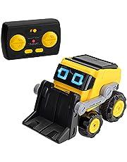 RC Engineering Graafmachines Truck Toy - Seamuing Auto Educatief TEAM Early Programming Stunt Met Licht en Geluid 2,4 Ghz Voor 5 Jaar en Ouder Kinderen Jongens Meisjes Kinderen Geschenk