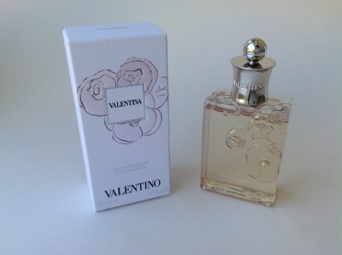 Price comparison product image Valentina By Valentino for Women Velvet Shower Gel 1.7 Oz